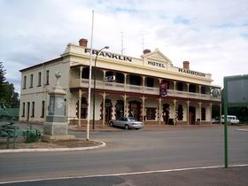 Franklin Harbour Hotel - Dalby Accommodation