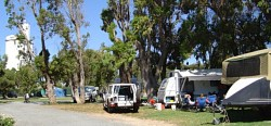 Elliston Caravan Park - Dalby Accommodation
