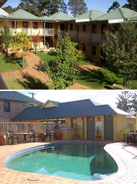 Pioneer Motel Kangaroo Valley - Dalby Accommodation