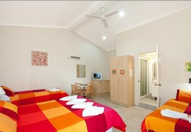 Pacific Palms Motel - Dalby Accommodation