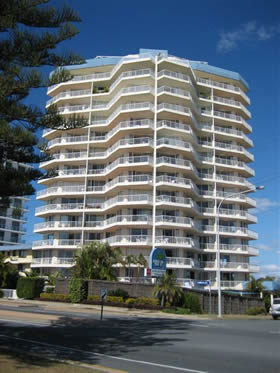 Meridian Tower - Dalby Accommodation