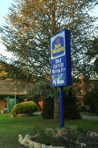 Best Western High Country Motor Inn - Dalby Accommodation