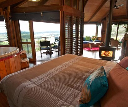 Mt Quincan Crater Retreat - Dalby Accommodation