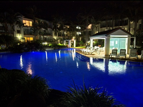 Grande Florida Beachside Resort - Dalby Accommodation