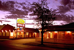 Dalby Mid Town Motor Inn - Dalby Accommodation