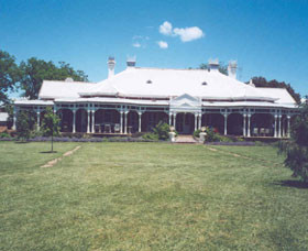 Coombing Park Homestead - Dalby Accommodation