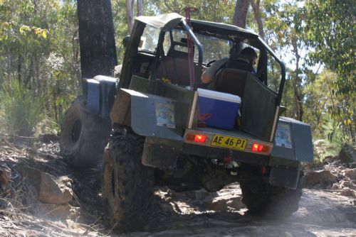 Macquarie 4x4 Centre - Dalby Accommodation