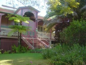 Naracoopa Bed And Breakfast And Pavilion - Dalby Accommodation