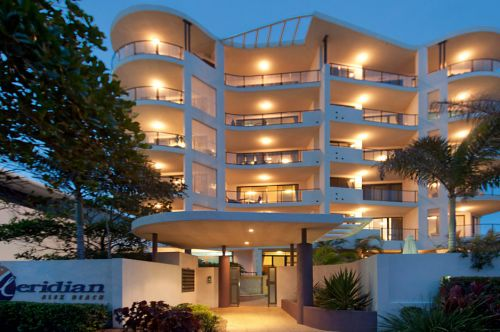 Meridian Alex Beach Apartments - Dalby Accommodation