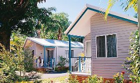 Southport Tourist Park - Dalby Accommodation