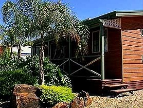 Bentley's Cabin Park Port Pirie - Dalby Accommodation