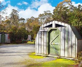 Discovery Holiday Parks Cradle Mountain Cosy Cabins - Dalby Accommodation