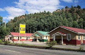 Mountain View Motel Queenstown - Dalby Accommodation