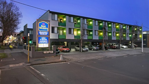 Best Western Melbourne's Princes Park Motor Inn - Dalby Accommodation