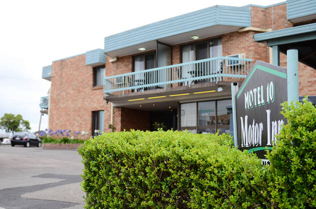 Motel 10 - Dalby Accommodation