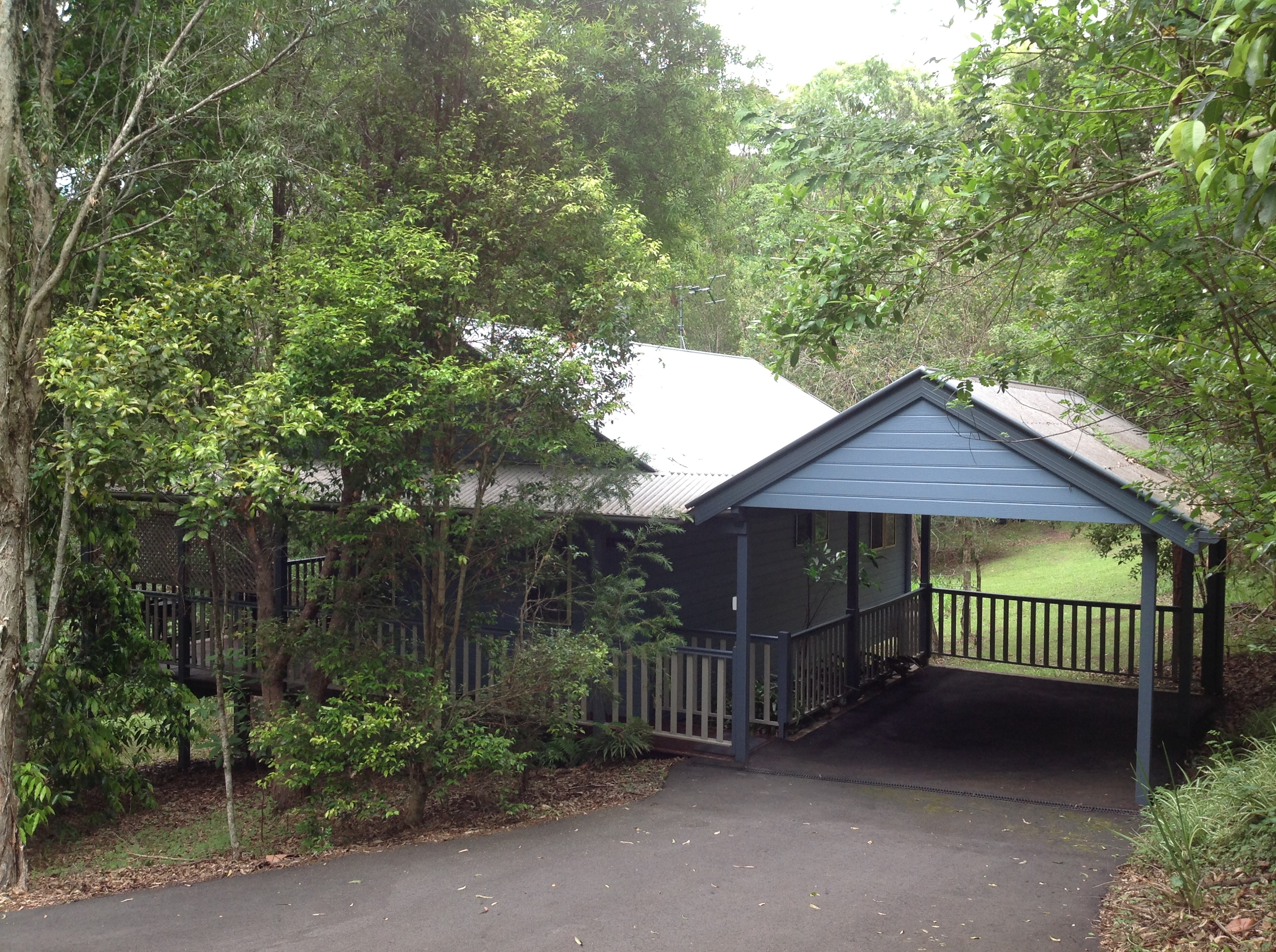 Maleny Country Cottages - Dalby Accommodation
