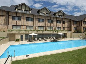 The Hills Lodge Hotel  Spa - Dalby Accommodation