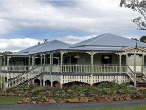 The Sanctuary Springbrook Guest House Cottage - Dalby Accommodation