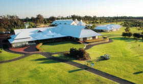 Mercure Sanctuary Golf Resort - Dalby Accommodation