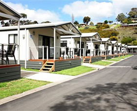 Geelong Riverview Tourist Park BIG4 - Aspen Parks - Dalby Accommodation