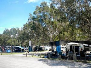 Diamond Head campground - Dalby Accommodation
