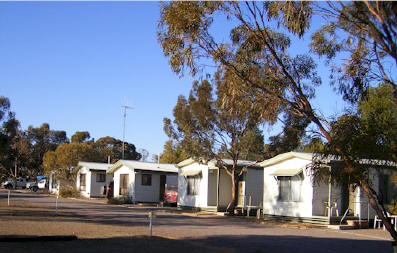 Hawker Caravan Park - Dalby Accommodation