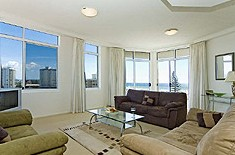 Kirra Beach Luxury Holiday Apartments - Dalby Accommodation