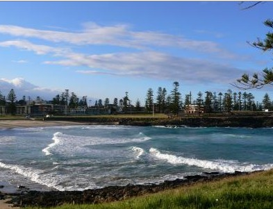 Kiama Ocean View Motor Inn - Dalby Accommodation