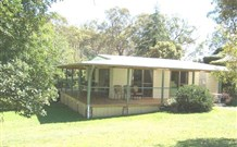 Coach Cottage - Dalby Accommodation