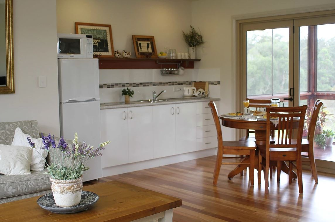 Cosy Cow Farmstay Bed And Breakfast - Dalby Accommodation