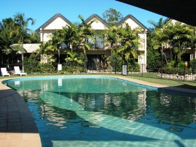 Hinchinbrook Marine Cove Resort Lucinda - Dalby Accommodation