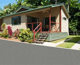 BIG4 Cairns Crystal Cascades Holiday Park - Dalby Accommodation