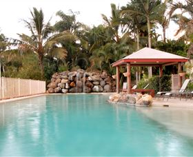 At Boathaven Spa Resort - Dalby Accommodation