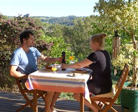 Simba Sunrise Bed and Breakfast - Dalby Accommodation