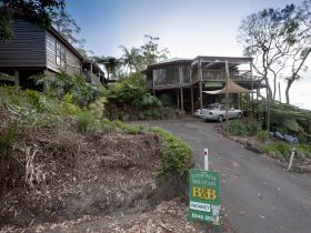 Tamborine Mountain Bed and Breakfast - Dalby Accommodation