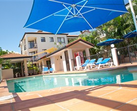 Chevron Palms Resort - Dalby Accommodation