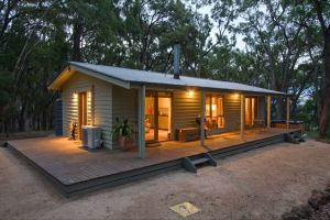 Mirkwood Forest Self-Contained Spa Cottages - Dalby Accommodation