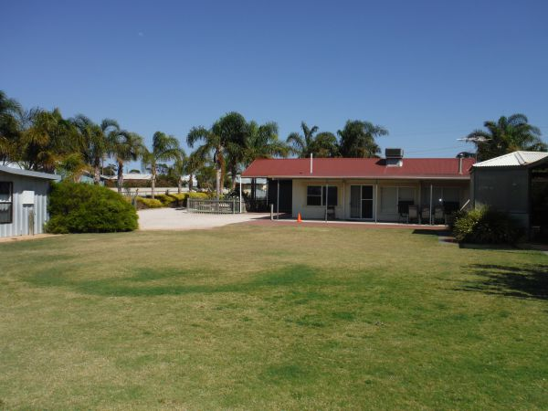 The Palms - Dalby Accommodation