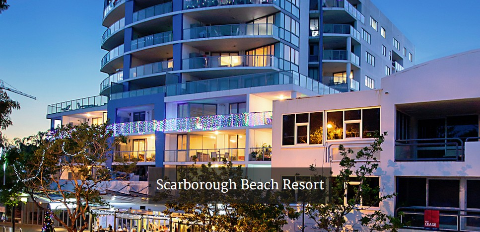 Scarborough Beach Resort - Dalby Accommodation