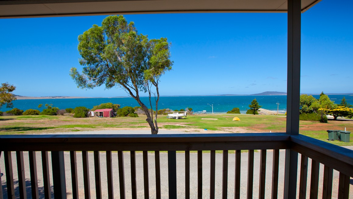 Port Lincoln Tourist Park - Dalby Accommodation