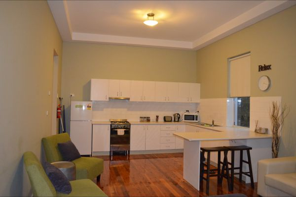 Revive Central Apartments - Dalby Accommodation