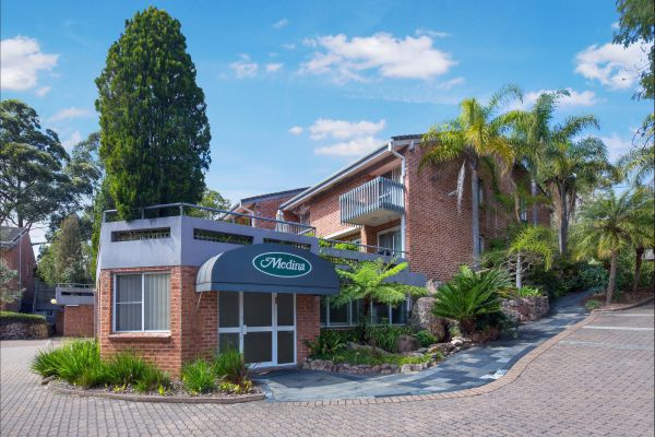 Medina Serviced Apartments North Ryde Sydney - Dalby Accommodation