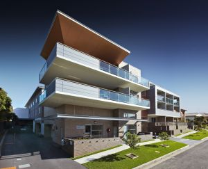 Charlestown Executive Apartments - Dalby Accommodation