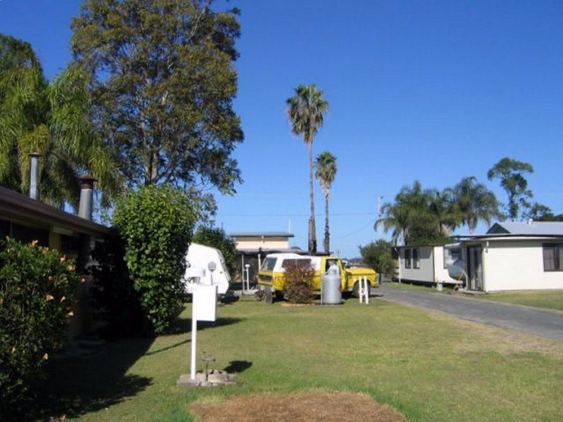 Browns Caravan Park - Dalby Accommodation