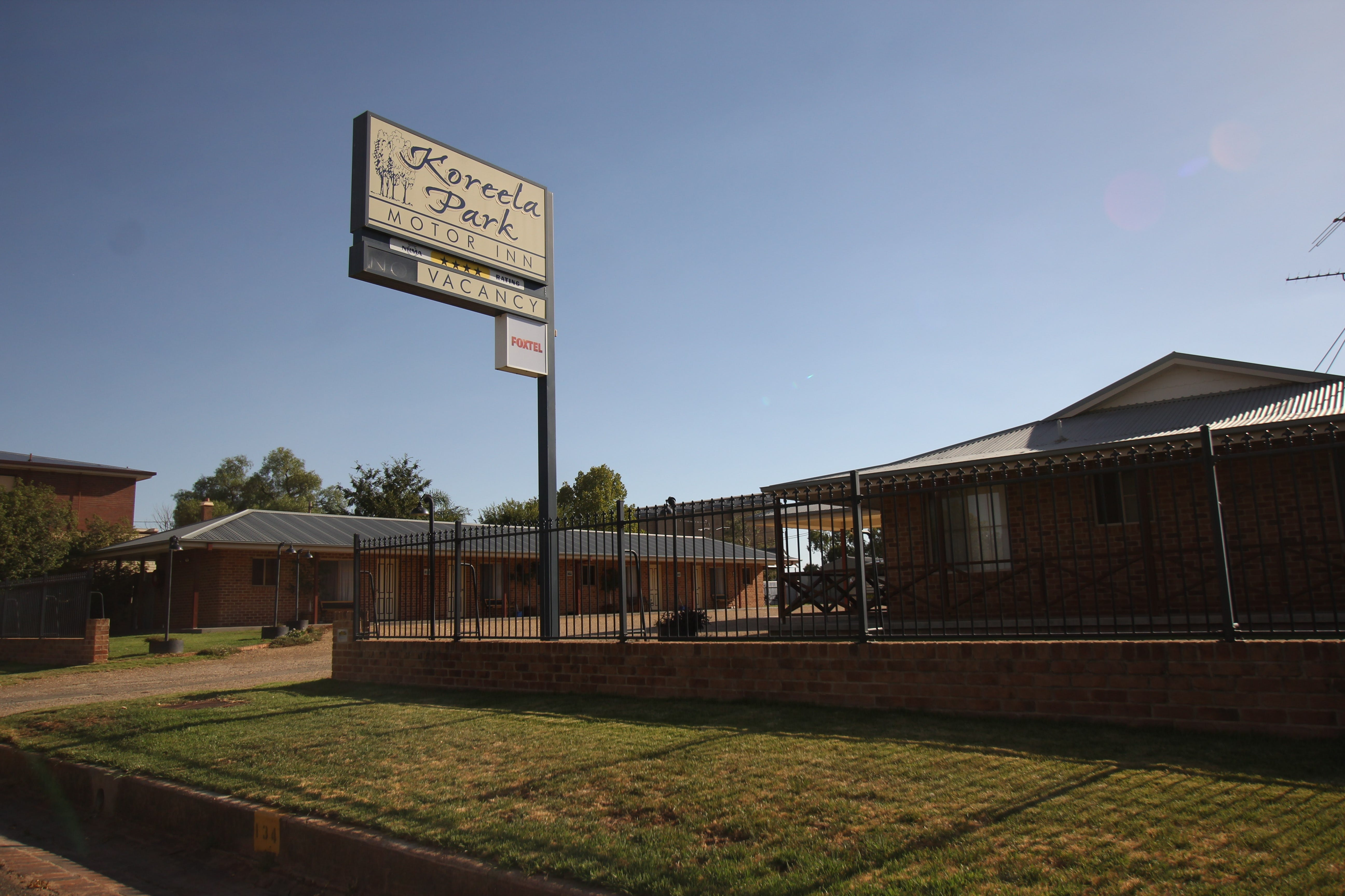 Koreela Park Motor Inn - Dalby Accommodation