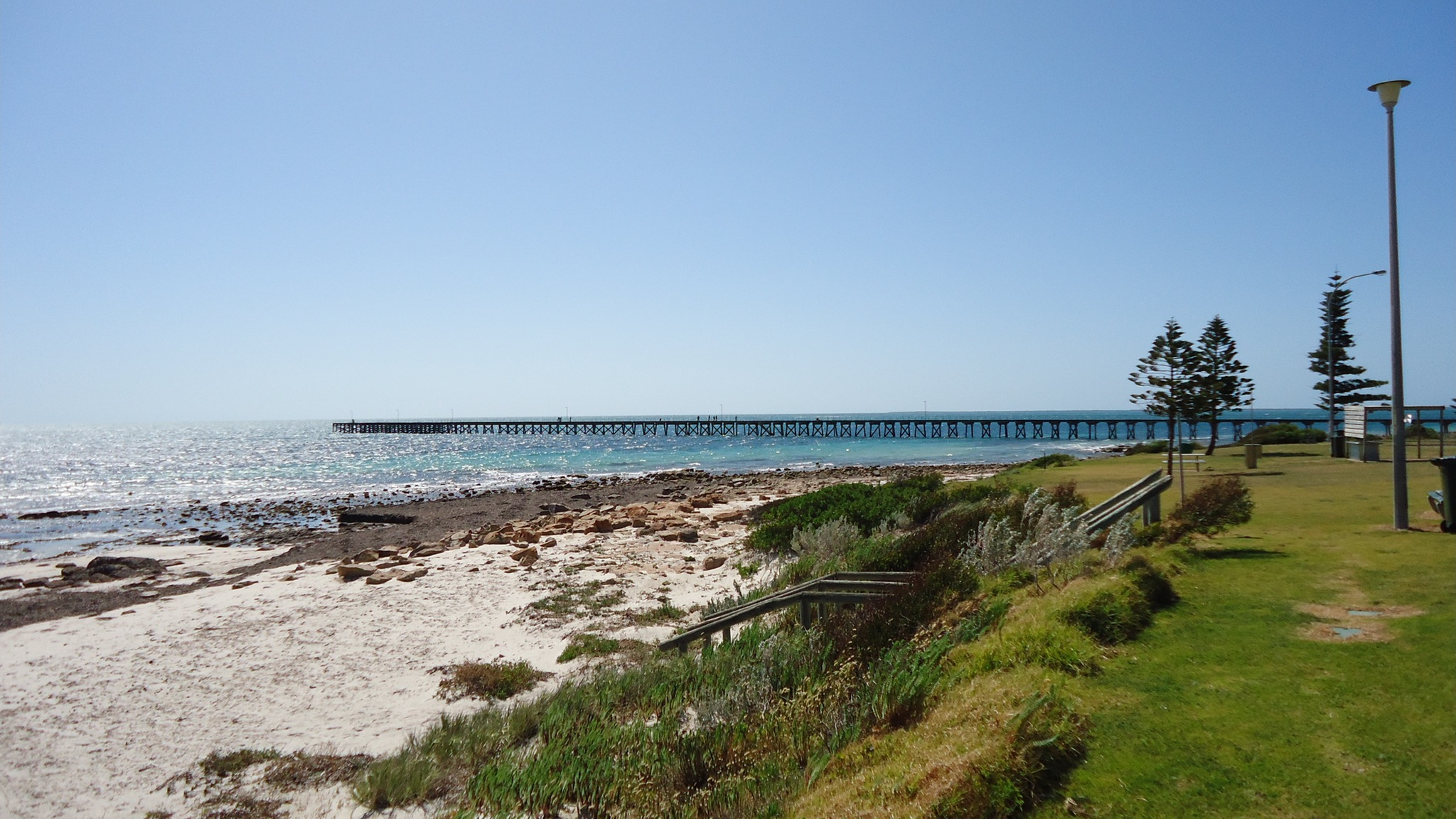 Port Hughes Tourist Park - Dalby Accommodation