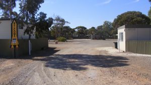 Woomera Travellers Village and Caravan Park - Dalby Accommodation