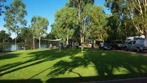 Big4 Blanchetown Riverside Holiday Park - Dalby Accommodation
