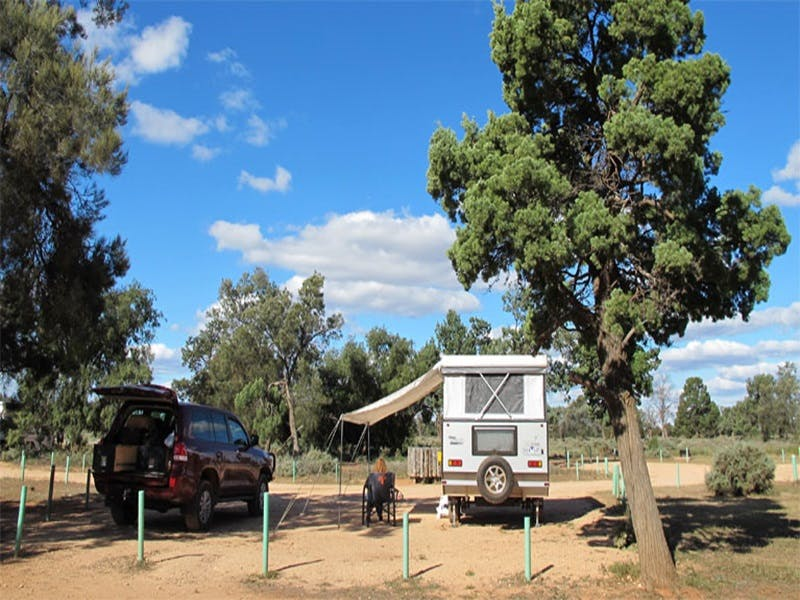 Main campground - Dalby Accommodation
