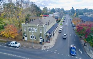 Argyle Hotel - Dalby Accommodation